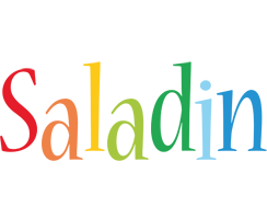 Saladin birthday logo