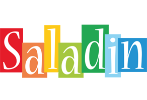 Saladin colors logo