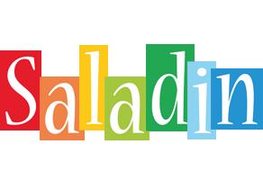 Saladin colors logo