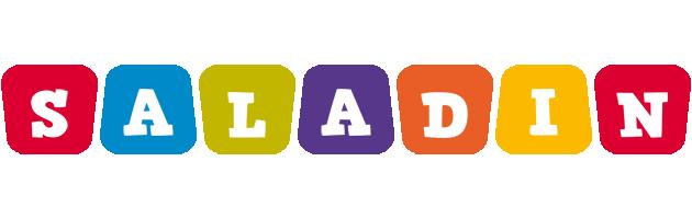 Saladin kiddo logo