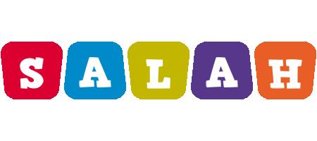 Salah kiddo logo