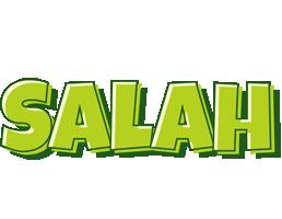 Salah summer logo