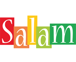 Salam colors logo