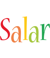 Salar birthday logo