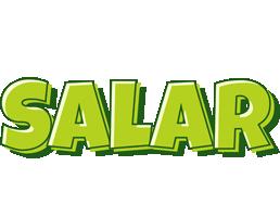 Salar summer logo