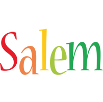 Salem birthday logo
