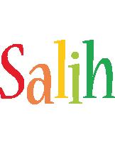 Salih birthday logo