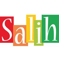 Salih colors logo