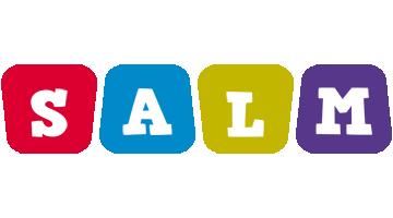 Salm kiddo logo
