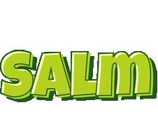 Salm summer logo