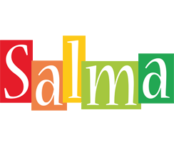 Salma colors logo