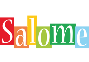 Salome colors logo