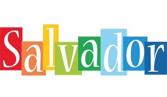 Salvador colors logo