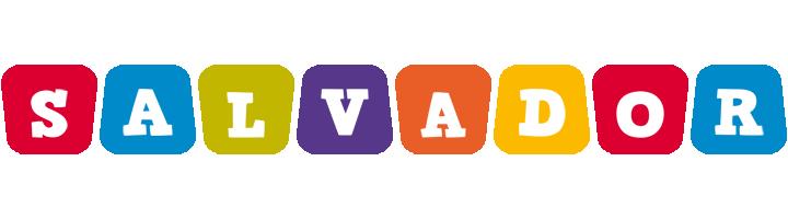 Salvador kiddo logo