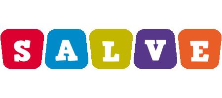 Salve kiddo logo