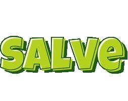 Salve summer logo