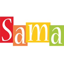 Sama colors logo