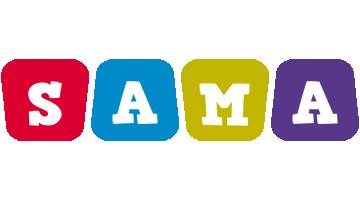 Sama kiddo logo