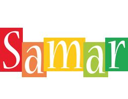 Samar colors logo