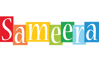 Sameera colors logo