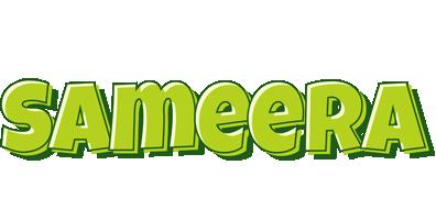 Sameera summer logo