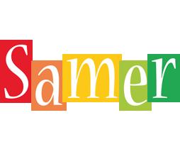 Samer colors logo
