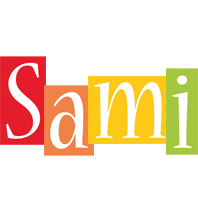 Sami colors logo