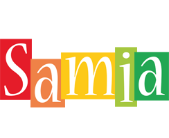 Samia colors logo