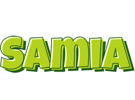 Samia summer logo