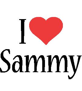 Sammy Logo | Name Logo Generator - Kiddo, I Love, Colors Style