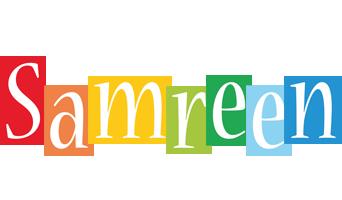 Samreen colors logo