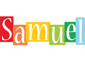 Samuel colors logo