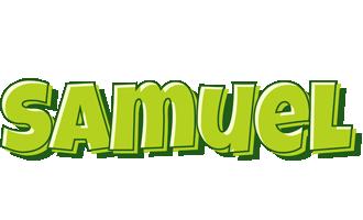 Samuel summer logo