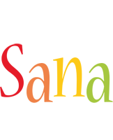 Sana birthday logo