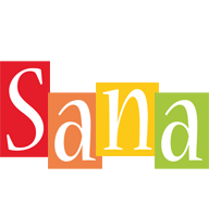 Sana colors logo