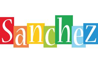 Sanchez colors logo