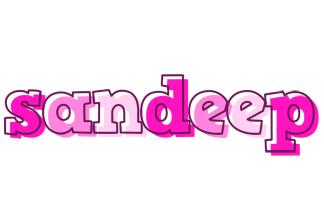 Sandeep Logo | Name Lo...