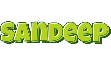 Sandeep summer logo