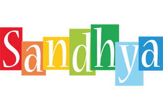 Sandhya colors logo