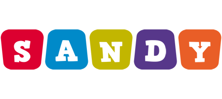 Sandy kiddo logo