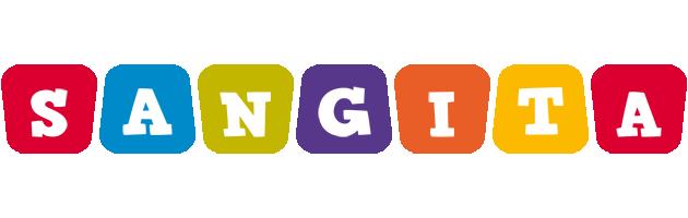 Sangita kiddo logo