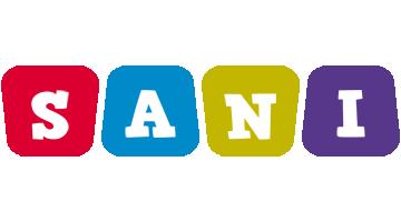 Sani kiddo logo