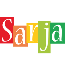 Sanja colors logo