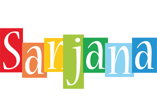 Sanjana colors logo