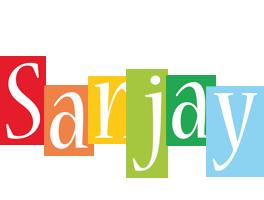 Sanjay colors logo