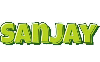 Sanjay summer logo