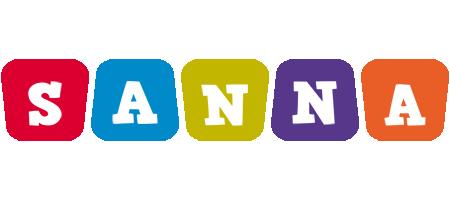 Sanna kiddo logo