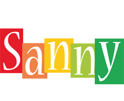 Sanny colors logo