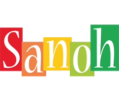 Sanoh colors logo