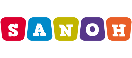 Sanoh kiddo logo